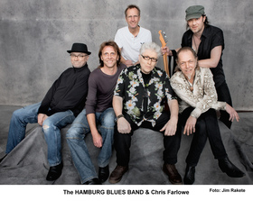 Bild: The Hamburg Blues Band - feat.Chris Farlowe & Krissy Matthews