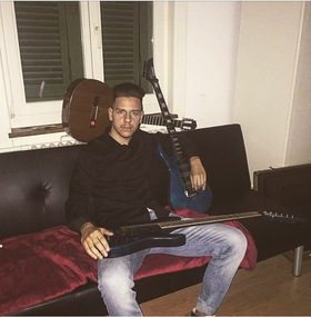 Bild: Thomy & Kosta Markou      danach open session - open session im Rahmen eines Gitarrenworkshops