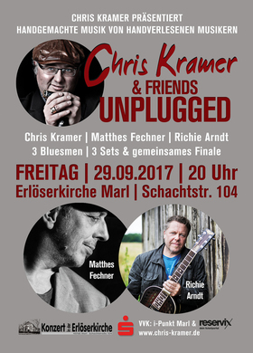 Bild: Chris Kramer & Friends Unplugged MARL
