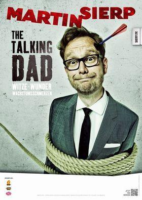 Bild: Martin Sierp - THE TALKING DAD – Witze, Wunder, Wachstumsschmerzen
