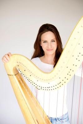 Bild: Jasmin-Isabel Kühne (Harfe): Kontraste