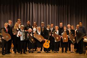 Bild: Zitherverein Bavaria Augsburg in Concert