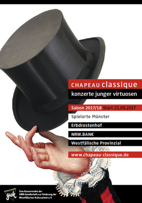 Bild: Chapeau Classique - Konzerte Junger Virtuosen Abo