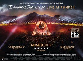 Bild: David Gilmour: Live At Pompeii