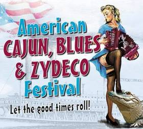 Bild: American Cajun, Blues & Zydeco Festival 2017 - Papa Mali Blues Connection, Yvette Landry & Friends, Cajun Roosters