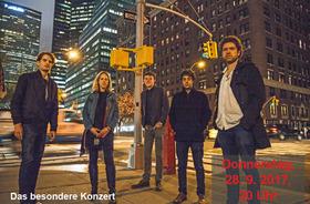 Bild: Tobias Meinhart Quartett feat. Ingrid Jensen