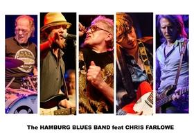 Bild: The HAMBURG BLUES BAND feat. Chris Farlowe & Krissy Matthews -