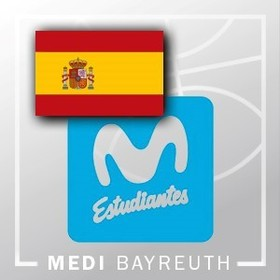 Bild: medi bayreuth vs. Movistar Estudiantes Madrid