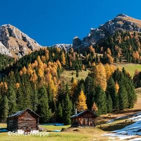 Bild: »Südtirol – Unter und über den Wolken«