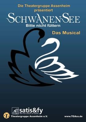 Bild: Schwanensee - bitte nicht füttern - Theatergruppe Assenheim