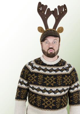 Bild: Tim Boltz & Corinna Fuhrmann - Oh, Pannenbaum ... der etwas andere Weihnachtsabend