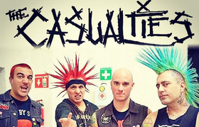 Bild: The Casualties (USA) - Real Street Punk Rock from NYC - The Casualties (USA) - Real Street Punk Rock from NYC