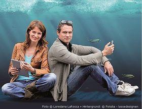 Bild: Alle sieben Wellen - Schauspiel mit Ralf Bauer und Ann-Cathrin Sudhoff