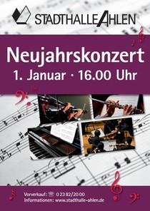 """Bild: Neujahrskonzert - """"Operettenzauber"""""""