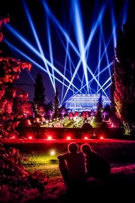 Bild: Botanische Nacht 2018