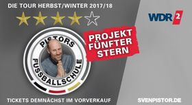 Bild: Pistors Fußballschule - Projekt 5. Stern /Das WM-Spezial