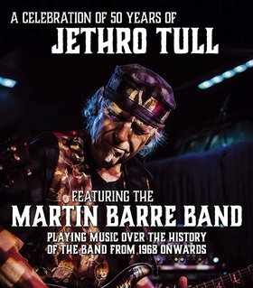 Jethro Tull´s Martin Barre & Band - 50th Anniversary Celebration - Best of Jethro Tull