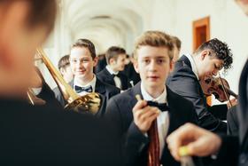 Bild: Galakonzert zum 40-jährigen Jubiläum der Jugendmusikschule Hochschwarzwald