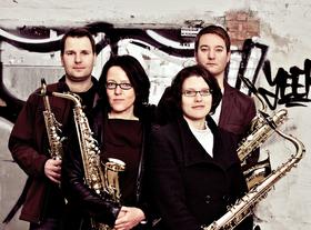 Bild: Bachfest 2018 - 93. Bachfest der Neuen Bachgesellschaft e.V. - Bach & Saxophon