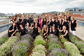 Bild: Der Wunderbare Frauenchor