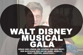 Walt Disney Musicalgala - Internationale Opernakademie Bad Schwalbach