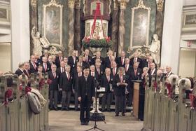Bild: Polizeichor Hamburg - Klassisches und Vorweihnachtliches Konzert