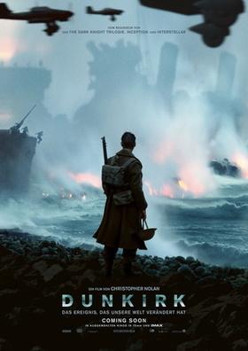 Bild: Dunkirk - in 70mm Projektion (englische Fassung)