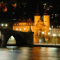 Bild: Nachtwächterführung Heidelberg Werwölfe,Wiedergänger und Vampyre (Altersgruppe: 35 - 50 Jahren)