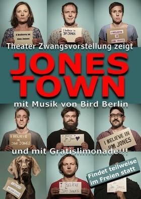 Bild: JONESTOWN - eine Produktion von Theater Zwangsvorstellung
