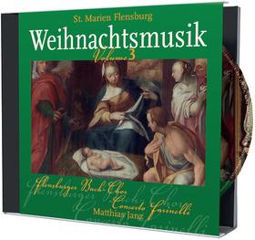 Bild: Weihnachtskonzerte des Flensburger Bach-Chores - Konzert II