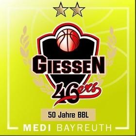 Bild: medi bayreuth vs. GIESSEN 46ers