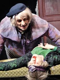 Bild: Krimiabend mit Agatha Christie: Die Mausefalle - SILVESTER mit SEKT !!!
