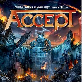 Bild: ACCEPT - Accept Tour 2018