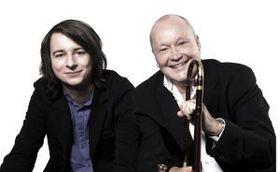 Bild: Duo Nils Landgren (Posaune) & Michael Wollny (Piano) - 4.Jazz & More Festival Friedrichshafen