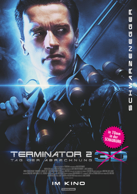 Bild: Terminator 2: Judgment Day - in 70mm - In der engl. Originalfassung (und 2D)