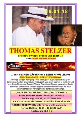 Bild: Thomas Stelzer feiert Geburtstag - Thomas Stelzer und Freunde
