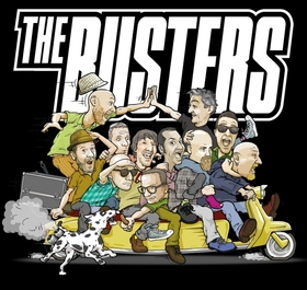 """Bild: THE BUSTERS - """"Straight Ahead"""" Tour 2018"""