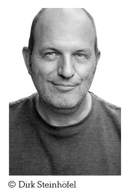 Bild: Lesung mit Andreas Steinhöfel