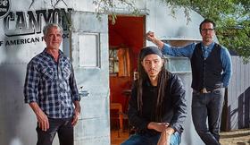 Bild: Live from Laurel Canyon - mit der Trio-Besetzung