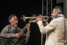 Bild: Paolo Fresu & Bebo Ferra (IT)