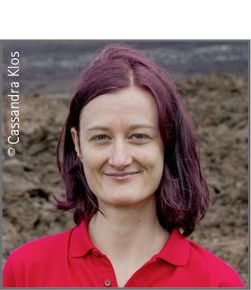 Christiane Heinicke - Leben auf dem Mars