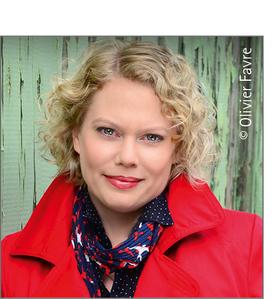 Bild: Petra Hülsmann - Das Leben fällt, wohin es will