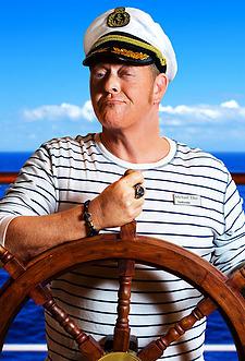 Bild: AHOI, die Kreuzfahrer kommen - Captain Comedy packt aus