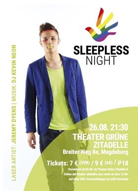 Bild: Sleepless Night – Die offizielle CSD Abschlussparty - mit DJ KEVIN NEON