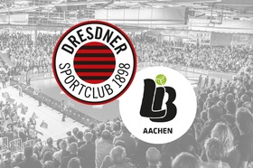 Bild: Dresdner SC - Ladies in Black Aachen