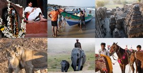 Bild: Keine Angst vor Indien - Vortrag