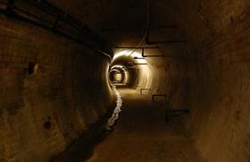 """Bild: Eintrittskarte Tour A – Der AEG-Versuchstunnel - Die """"Allg. Elektricitäts-Gesellschaft"""" und der erste U-Bahntunnel Deutschlands"""