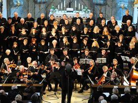 Bild: Chor Cappella Nova – Händel: Der Messias