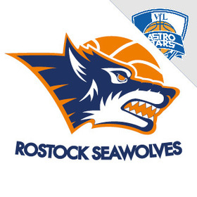 Bild: Rostock Seawolves - VfL SparkassenStars Bochum
