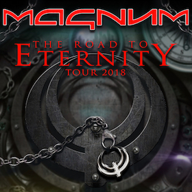 Bild: MAGNUM - The Road to Eternity Tour 2018